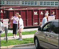 MAS Company, Inc. roll off containers